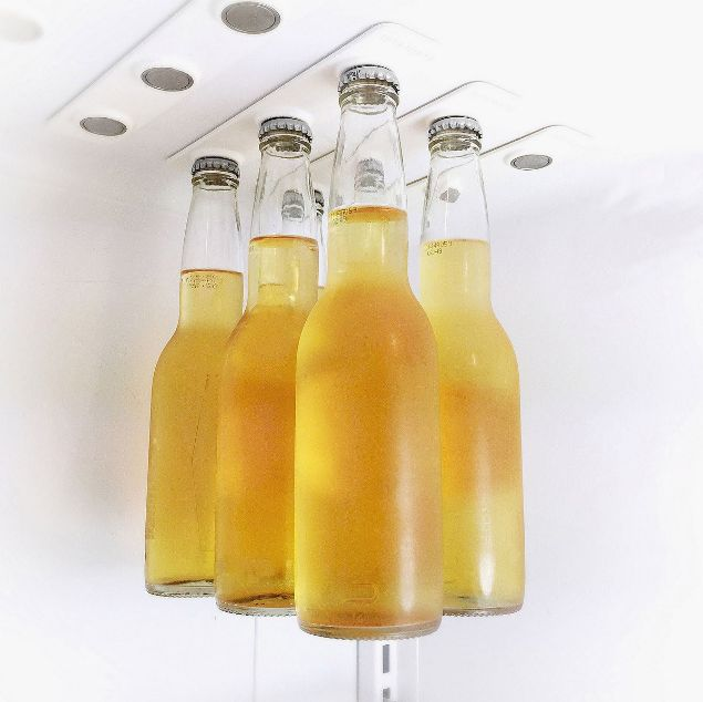Picture of Magnetic Fridge Beer Holder