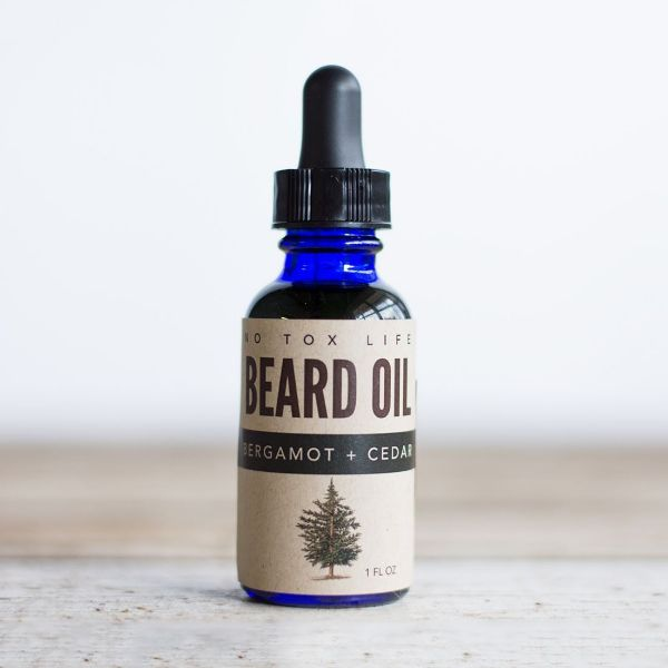 Picture of Cedar Beard Oil