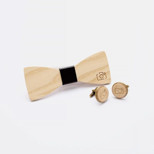 Picture of Wooden Bowtie