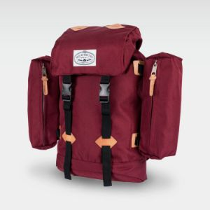 Picture of Camping Backpack  - Red
